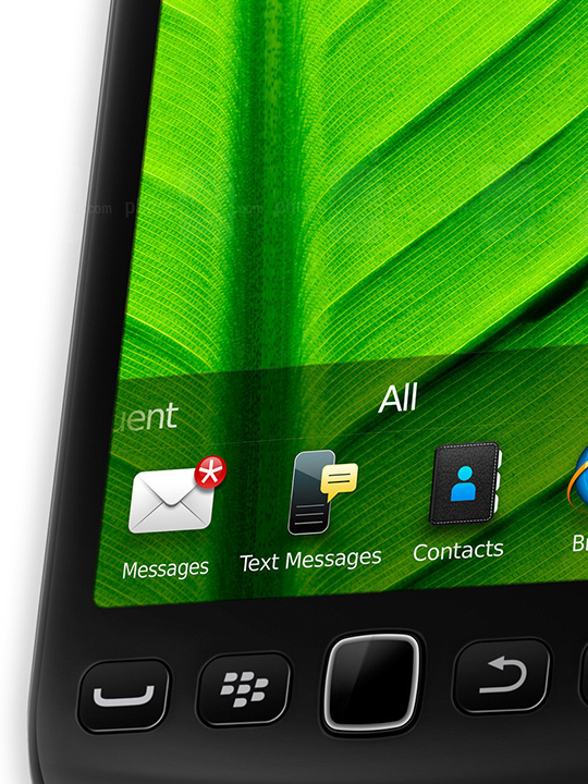 Blackberry OS 7 (2012)